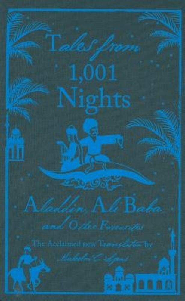 Tales from 1,001 Nights: Aladdin, Ali Baba and Other Favourite Tales, Hardcover