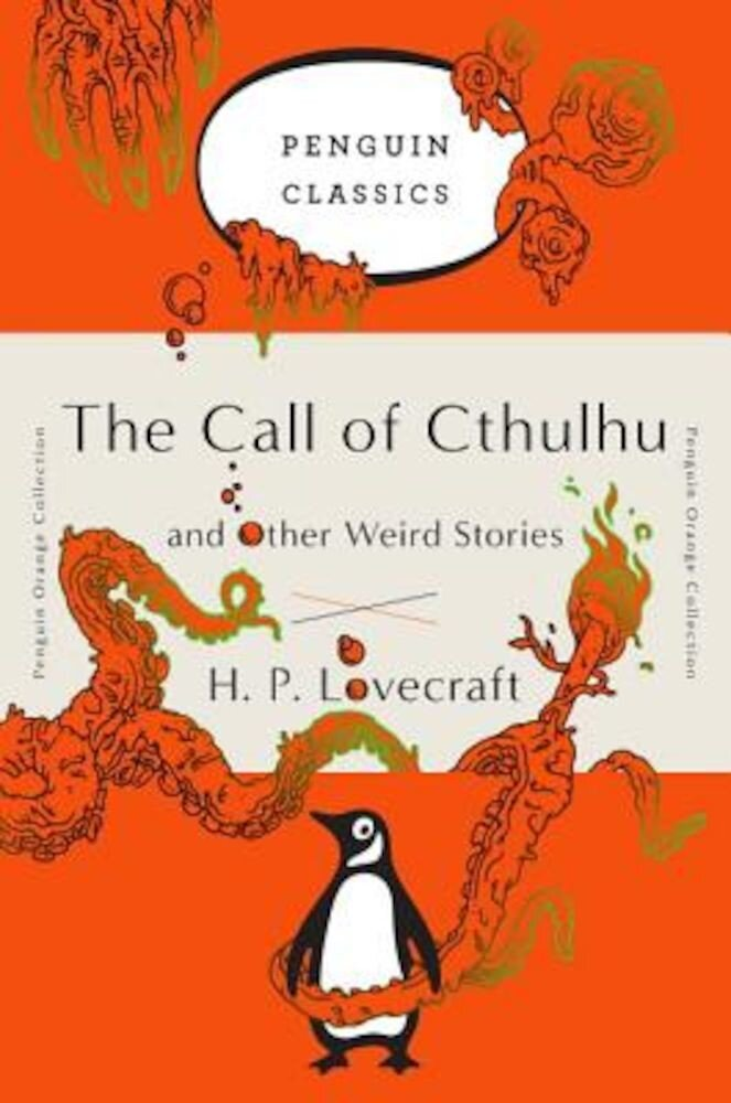 The Call of Cthulhu and Other Weird Stories, Paperback