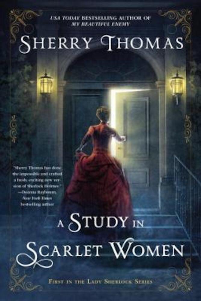 A Study in Scarlet Women, Paperback