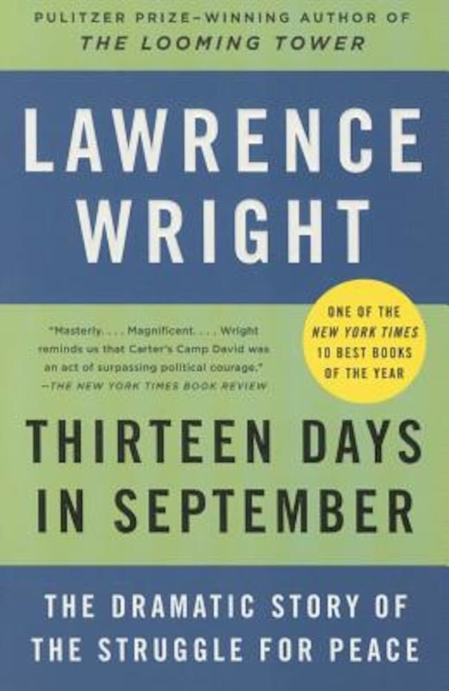 Thirteen Days in September: The Dramatic Story of the Struggle for Peace, Paperback