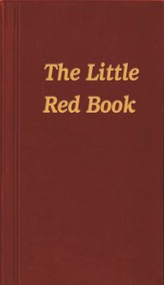 The Little Red Book, Hardcover