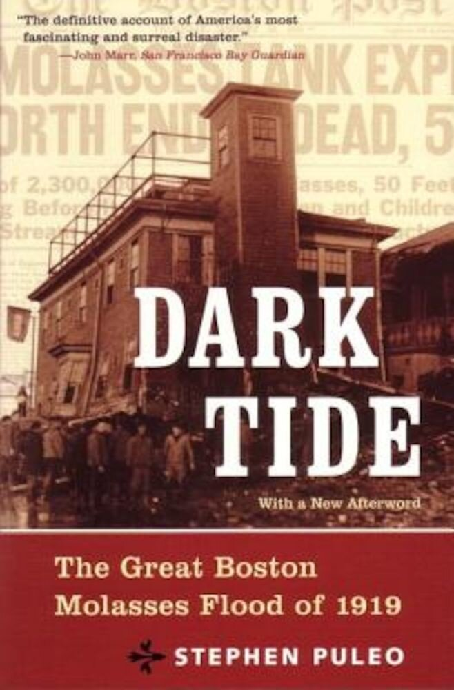 Dark Tide: The Great Boston Molasses Flood of 1919, Paperback