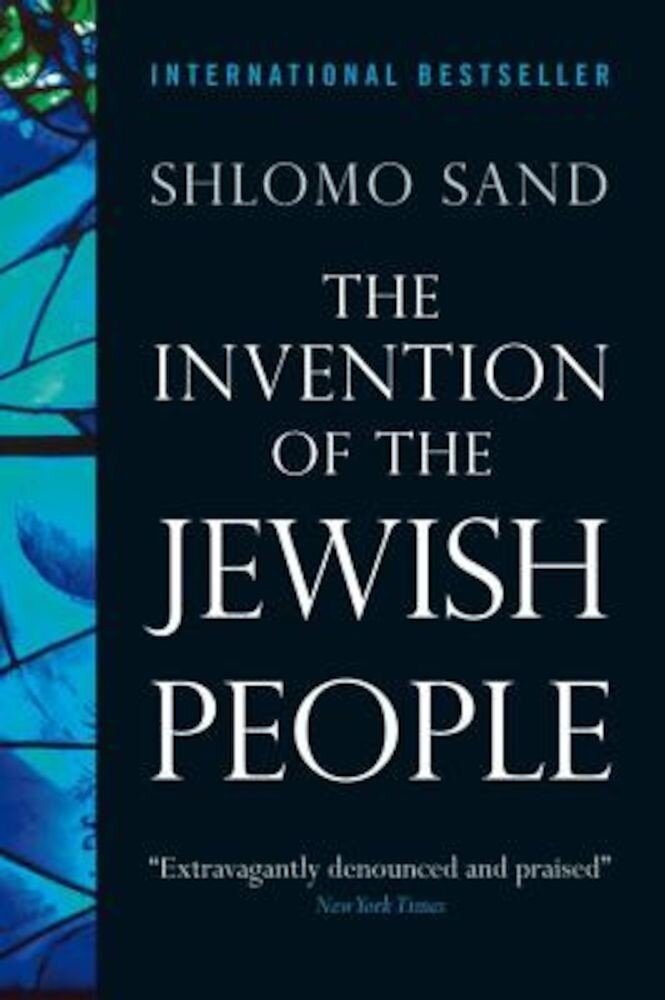 The Invention of the Jewish People, Paperback