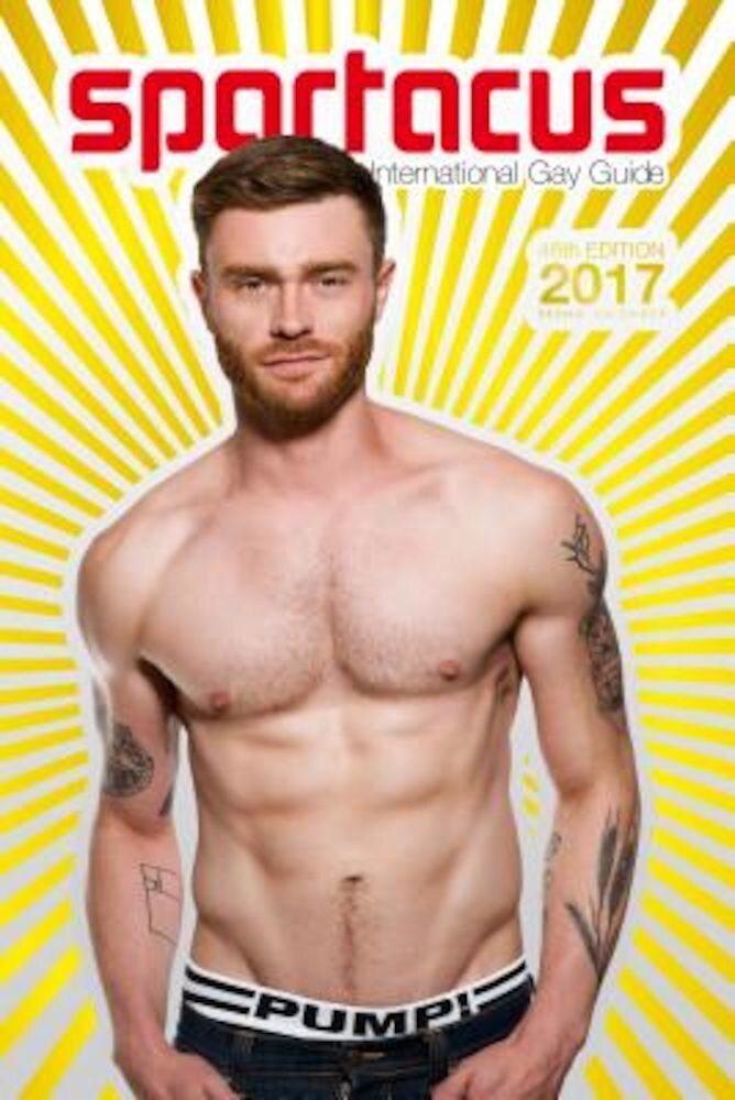 Spartacus International Gay Guide 2017, Paperback