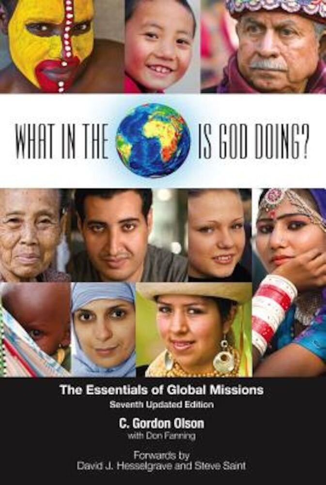 What in the World Is God Doing?: The Essentials of Global Missions, Paperback