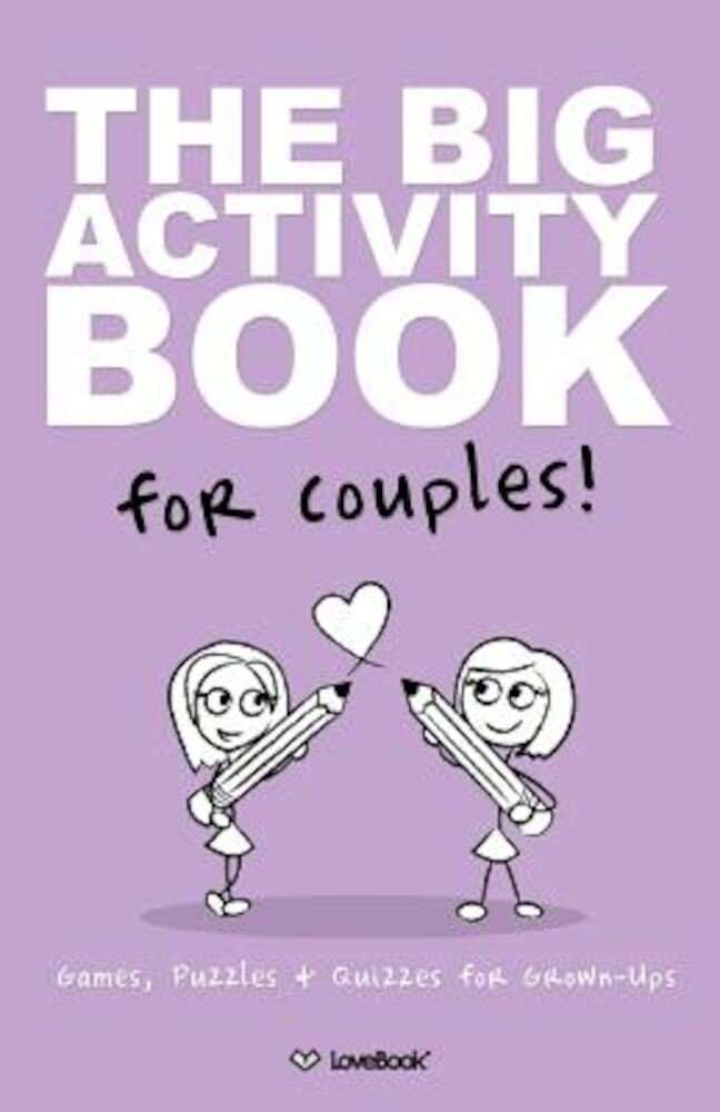 The Big Activity Book for Lesbian Couples, Paperback