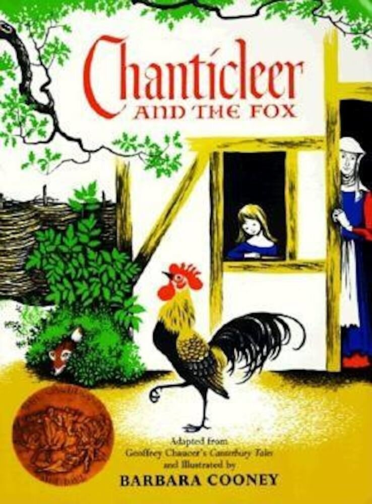 Chanticleer and the Fox, Paperback