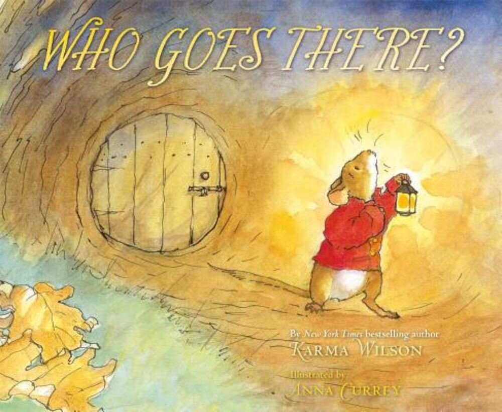 Who Goes There?, Hardcover