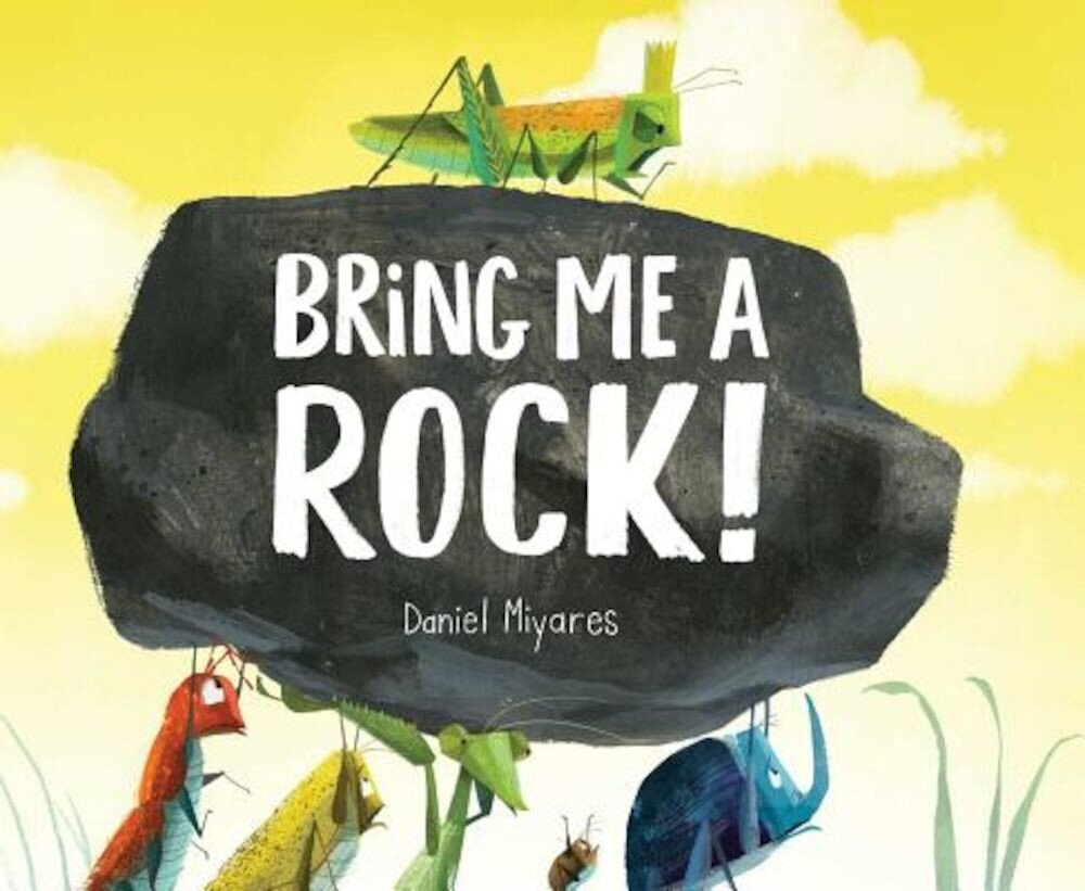 Bring Me a Rock!, Hardcover