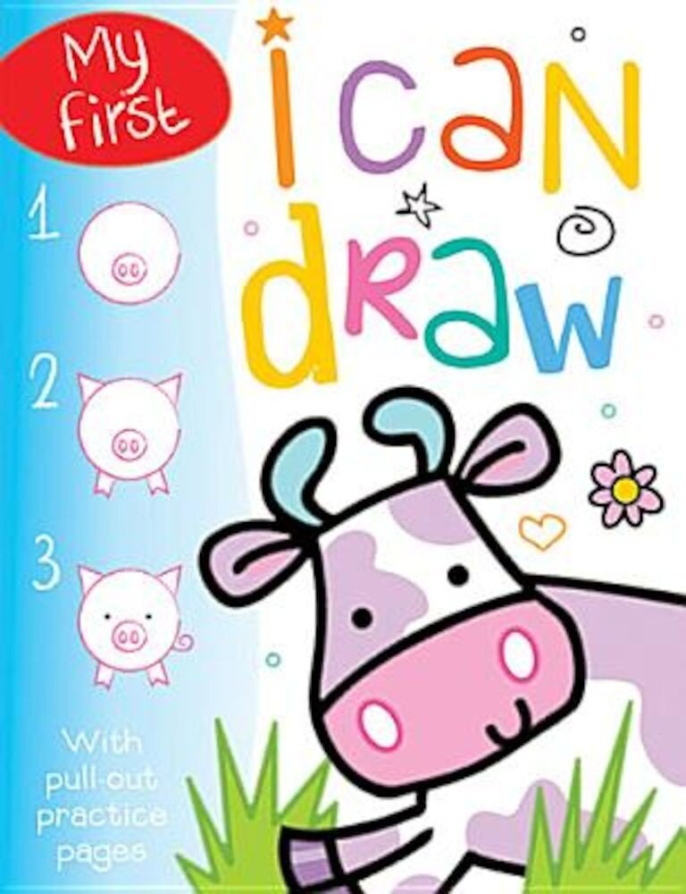 My First I Can Draw, Paperback
