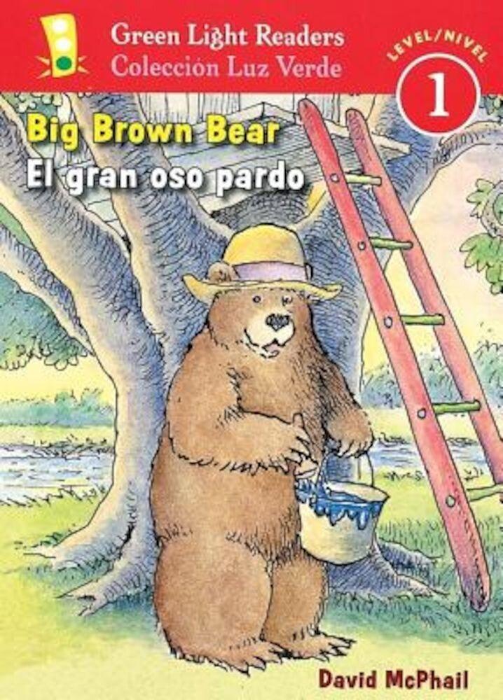 Big Brown Bear/El Gran Oso Pardo, Paperback