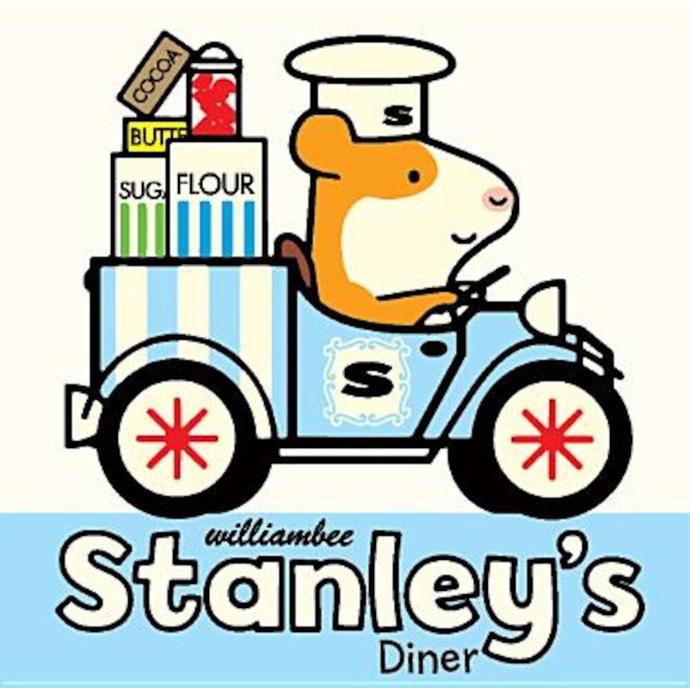 Stanley's Diner, Hardcover