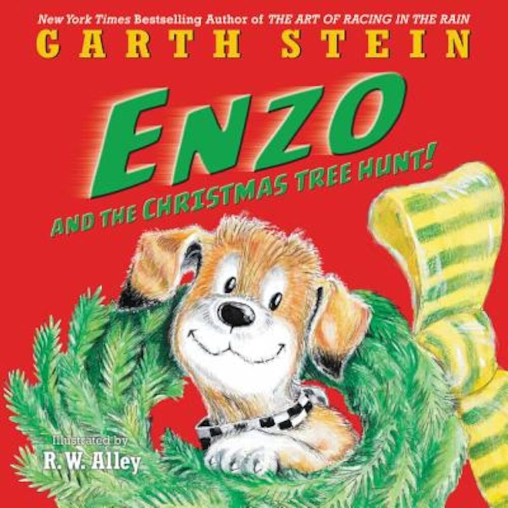 Enzo and the Christmas Tree Hunt!, Hardcover
