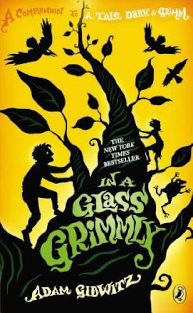 In a Glass Grimmly, Hardcover