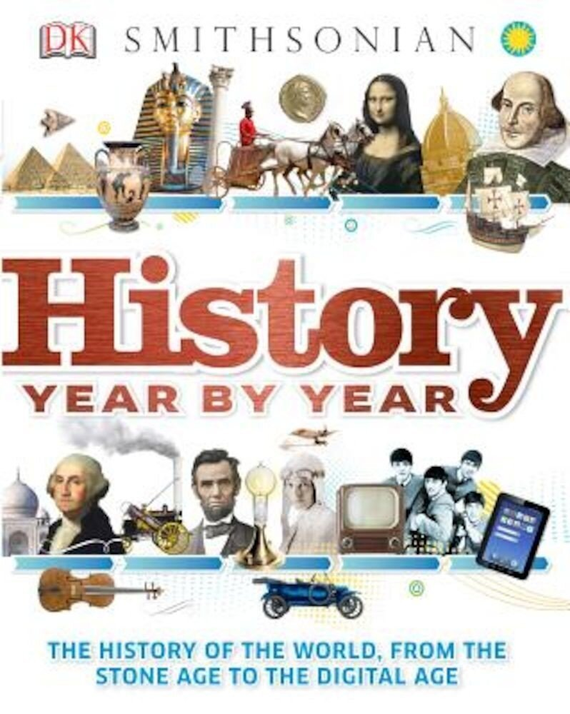 History Year by Year, Hardcover