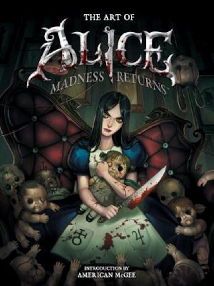 The Art of Alice: Madness Returns, Hardcover