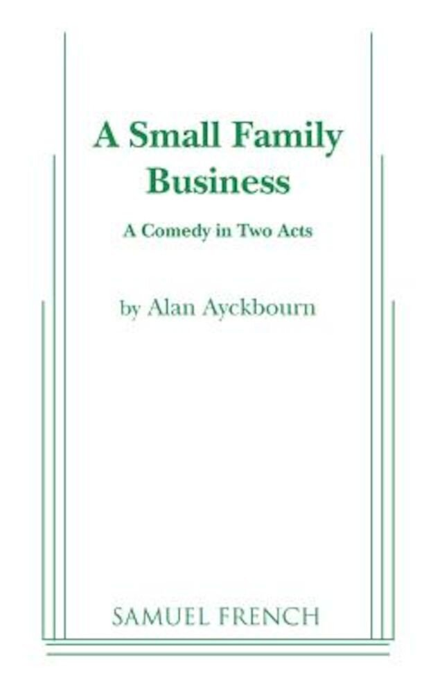 A Small Family Business, Paperback