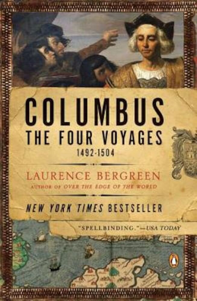 Columbus: The Four Voyages, 1492-1504, Paperback