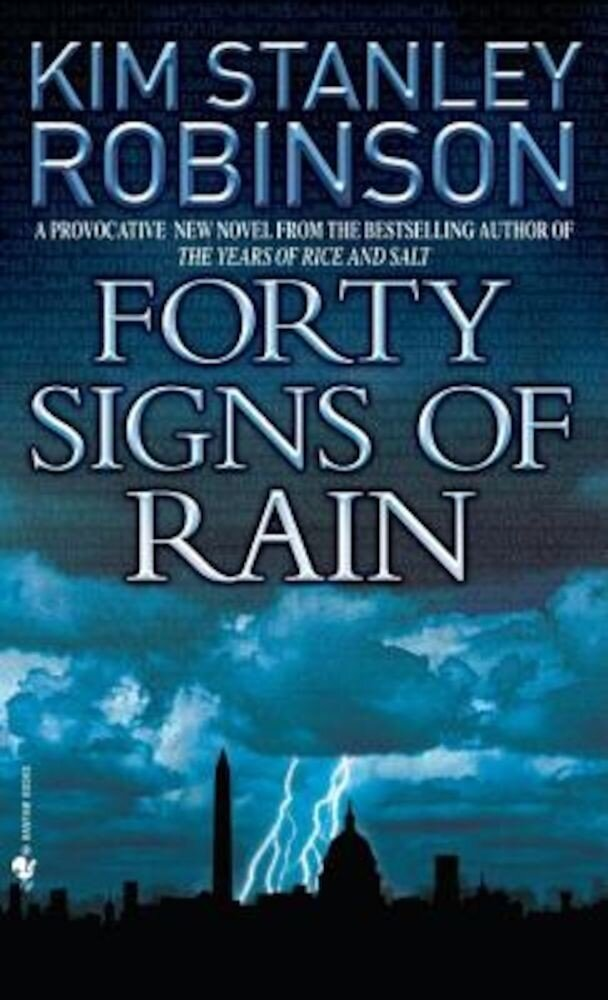 Forty Signs of Rain, Paperback