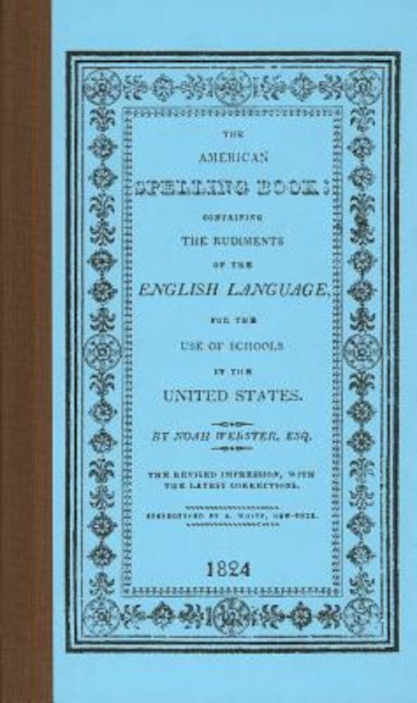 American Spelling Book, Hardcover