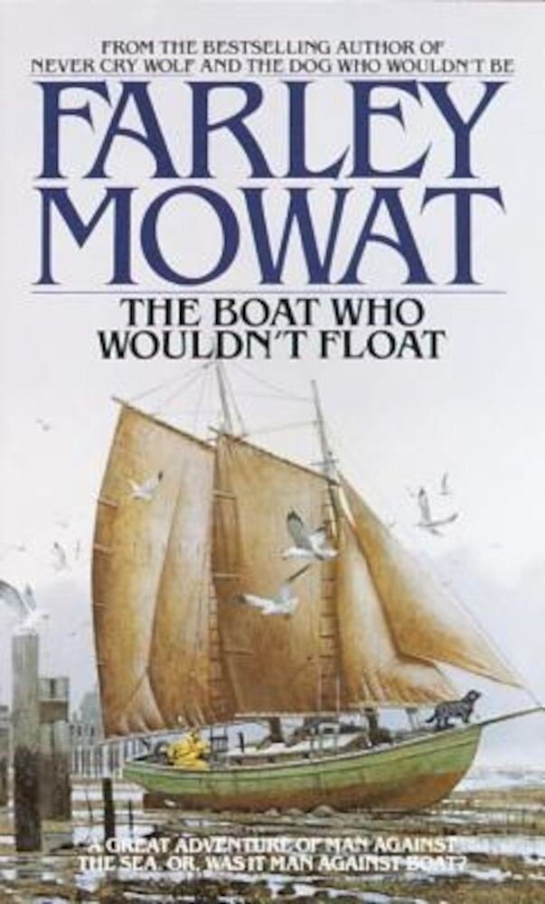 The Boat Who Wouldn't Float, Paperback