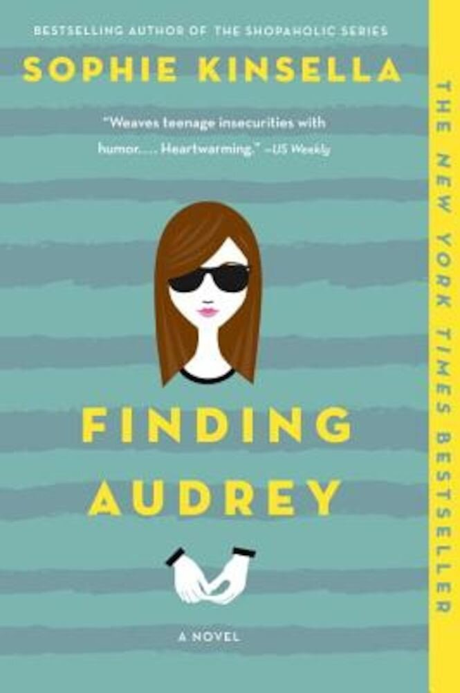 Finding Audrey, Paperback