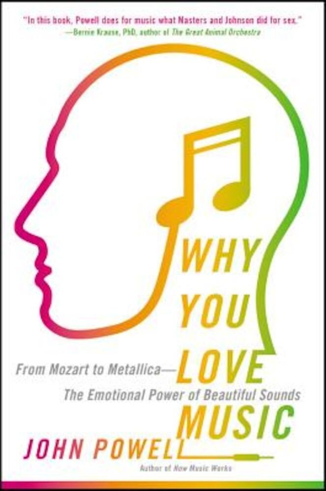 Why You Love Music: From Mozart to Metallica--The Emotional Power of Beautiful Sounds, Hardcover