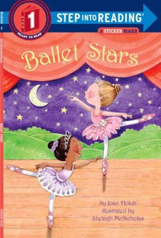 Ballet Stars, Paperback