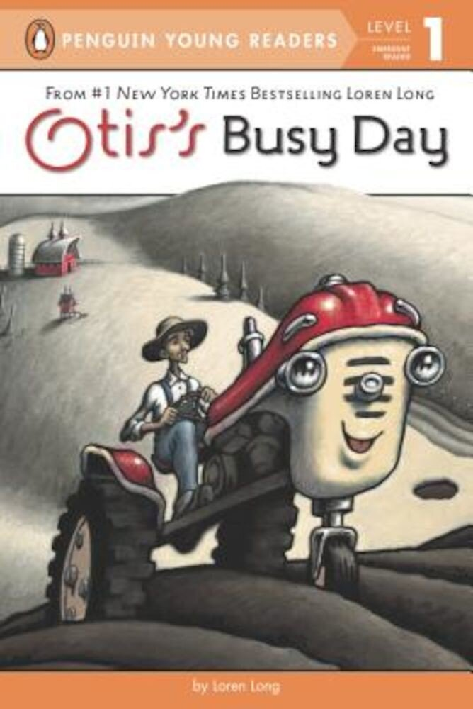 Otis's Busy Day, Paperback
