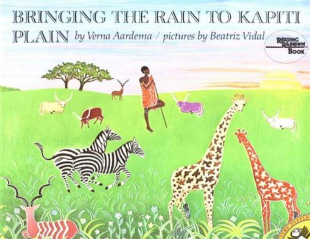 Bringing the Rain to Kapiti Plain, Paperback