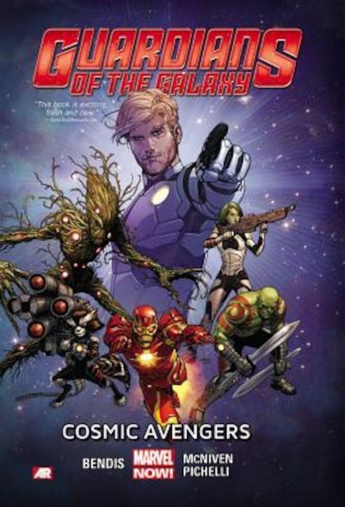 Cosmic Avengers, Paperback