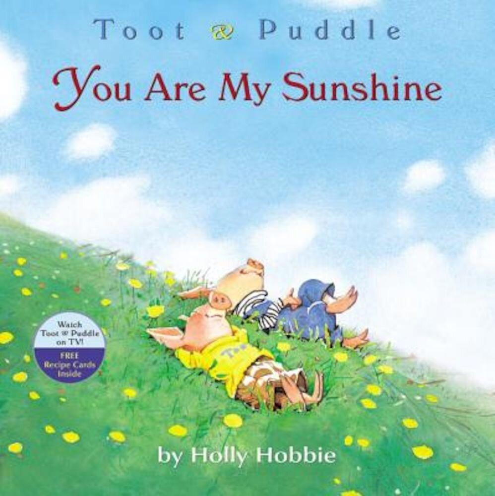 You Are My Sunshine, Paperback