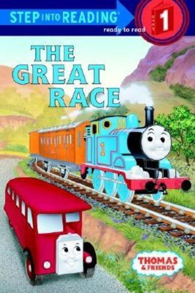 The Great Race (Thomas & Friends), Paperback