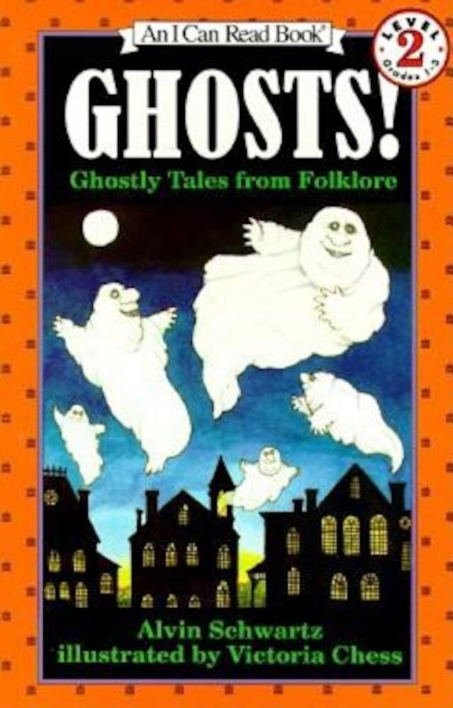 Ghosts!: Ghostly Tales from Folklore, Paperback