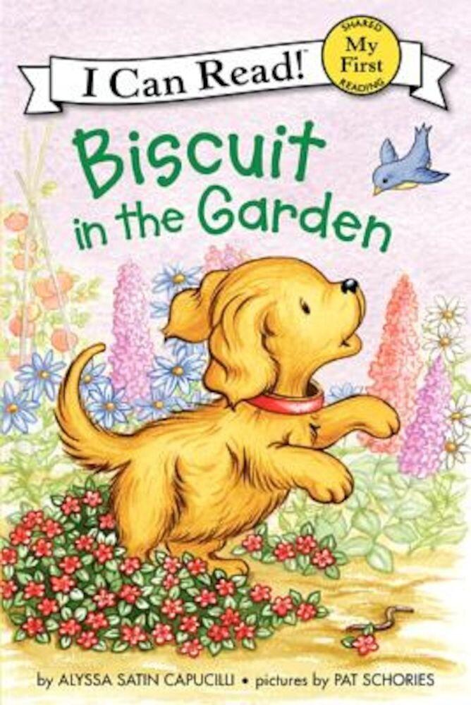 Biscuit in the Garden, Paperback