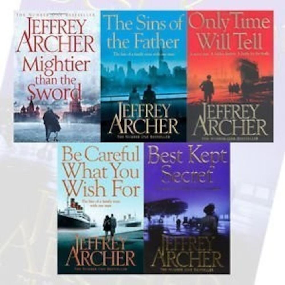 The Clifton Chronicles Series Collection 5 Books Set