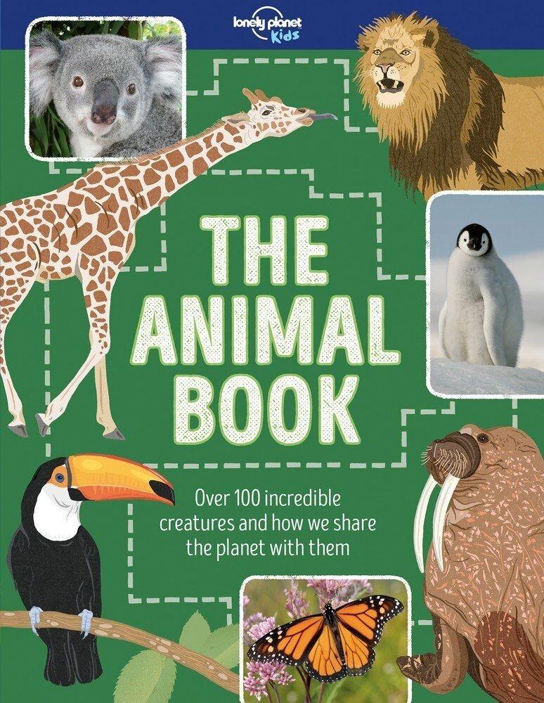 Coperta Carte The Animal Book