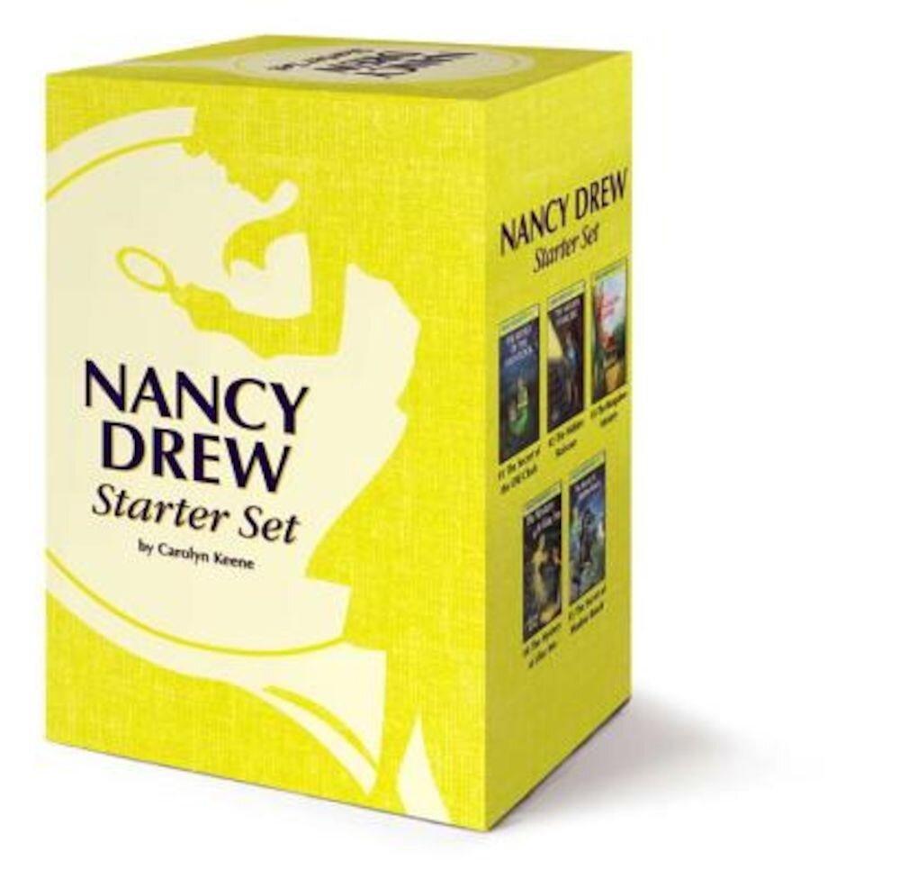 Nancy Drew Starter Set, Hardcover