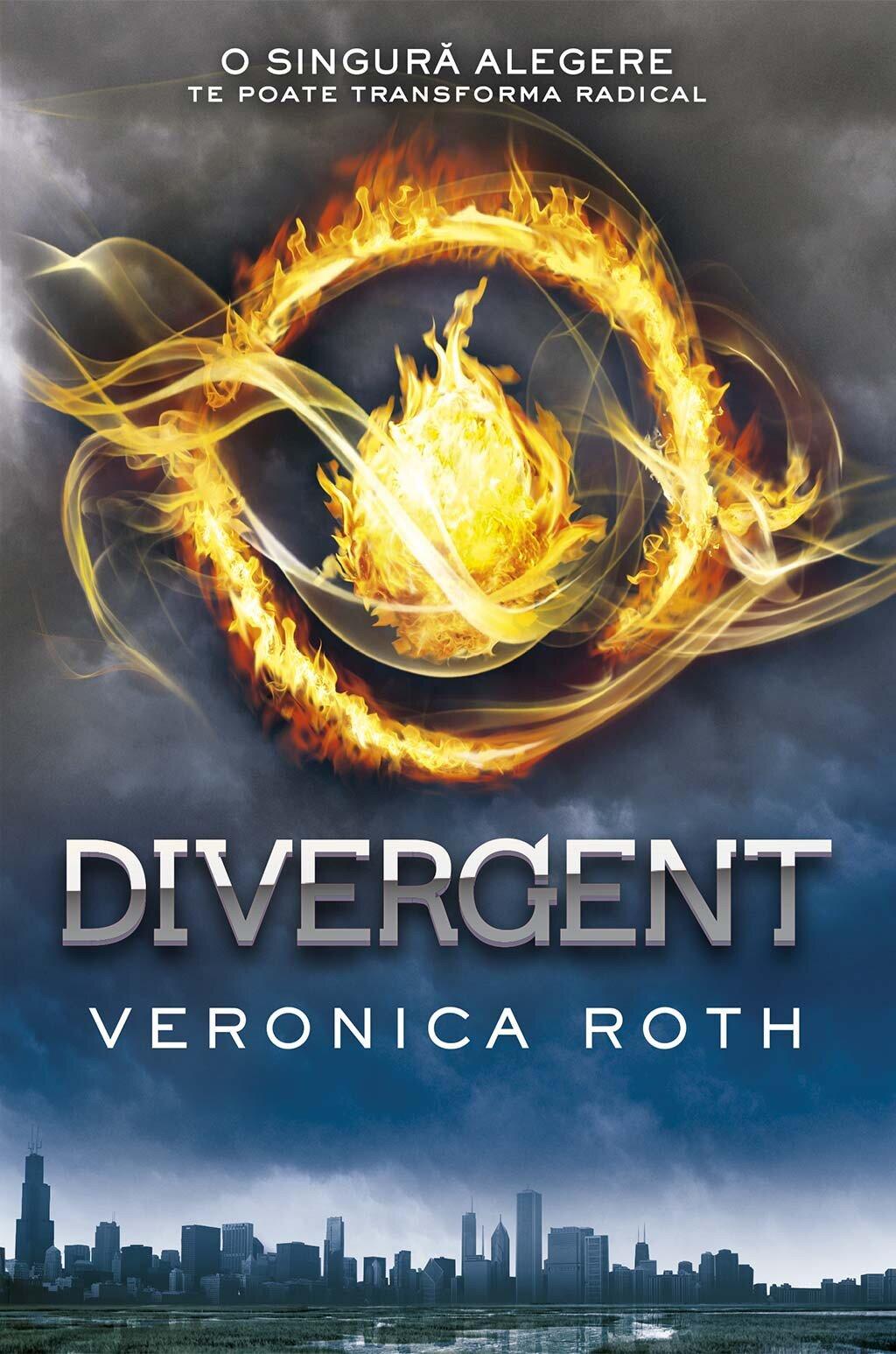 Divergent - Vol. I (eBook)