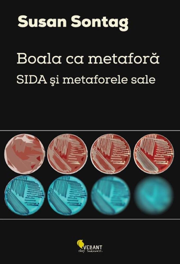 Coperta Carte Boala ca metafora. SIDA si metaforele sale