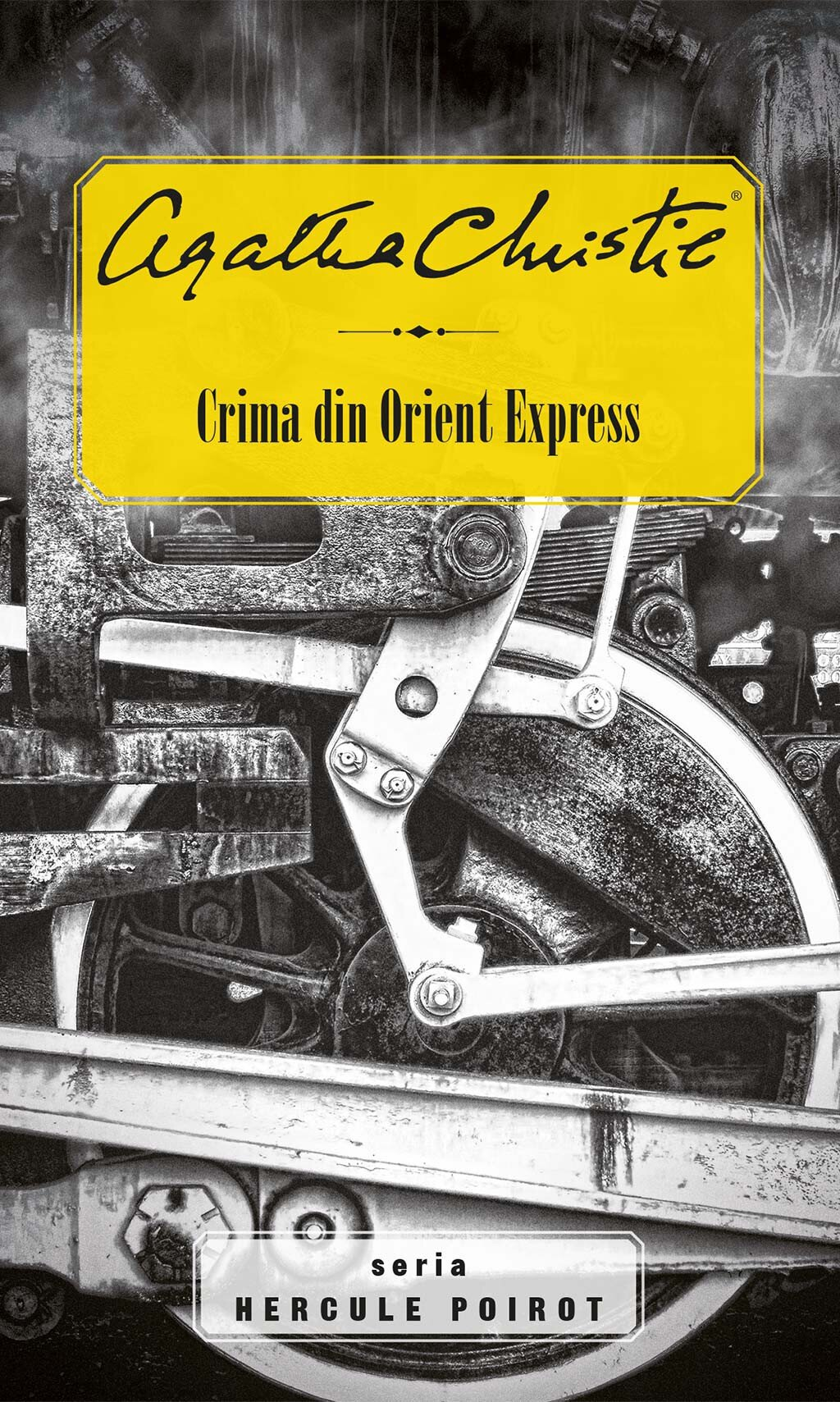Crima din Orient Express (eBook)
