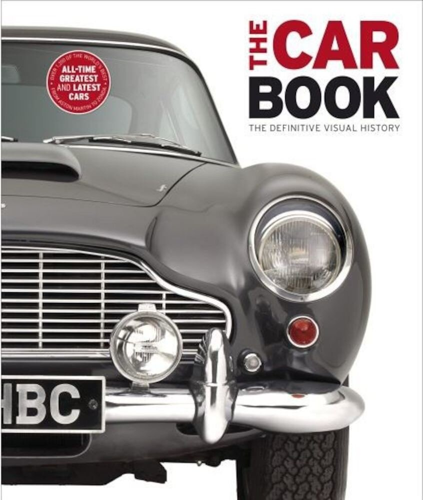 The Car Book - English version