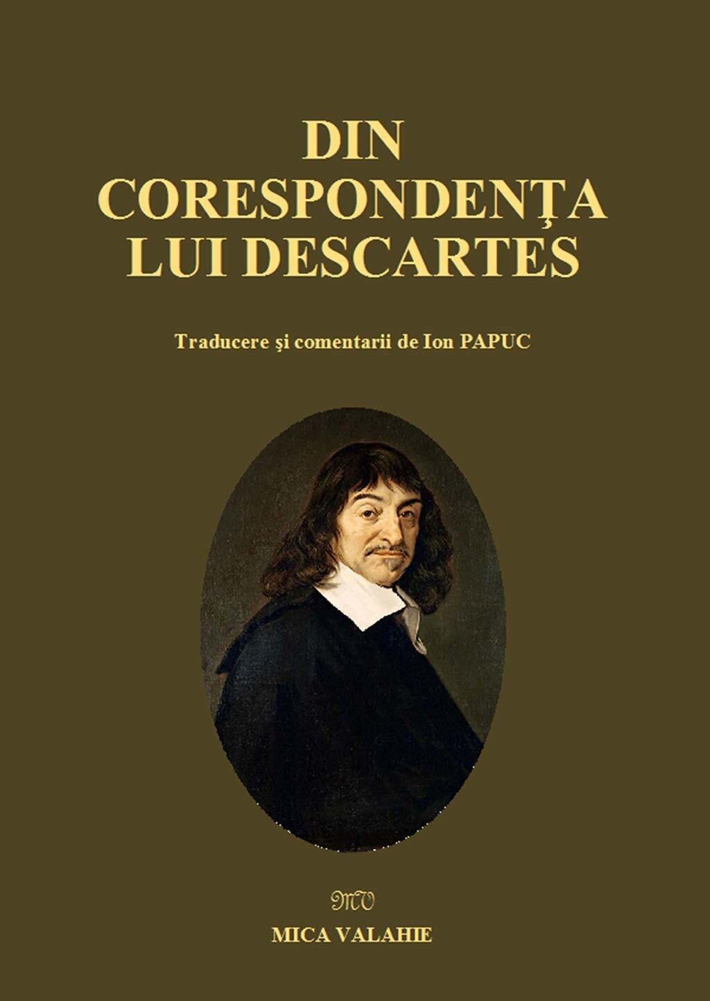 Din corespondenta lui Descartes (eBook)