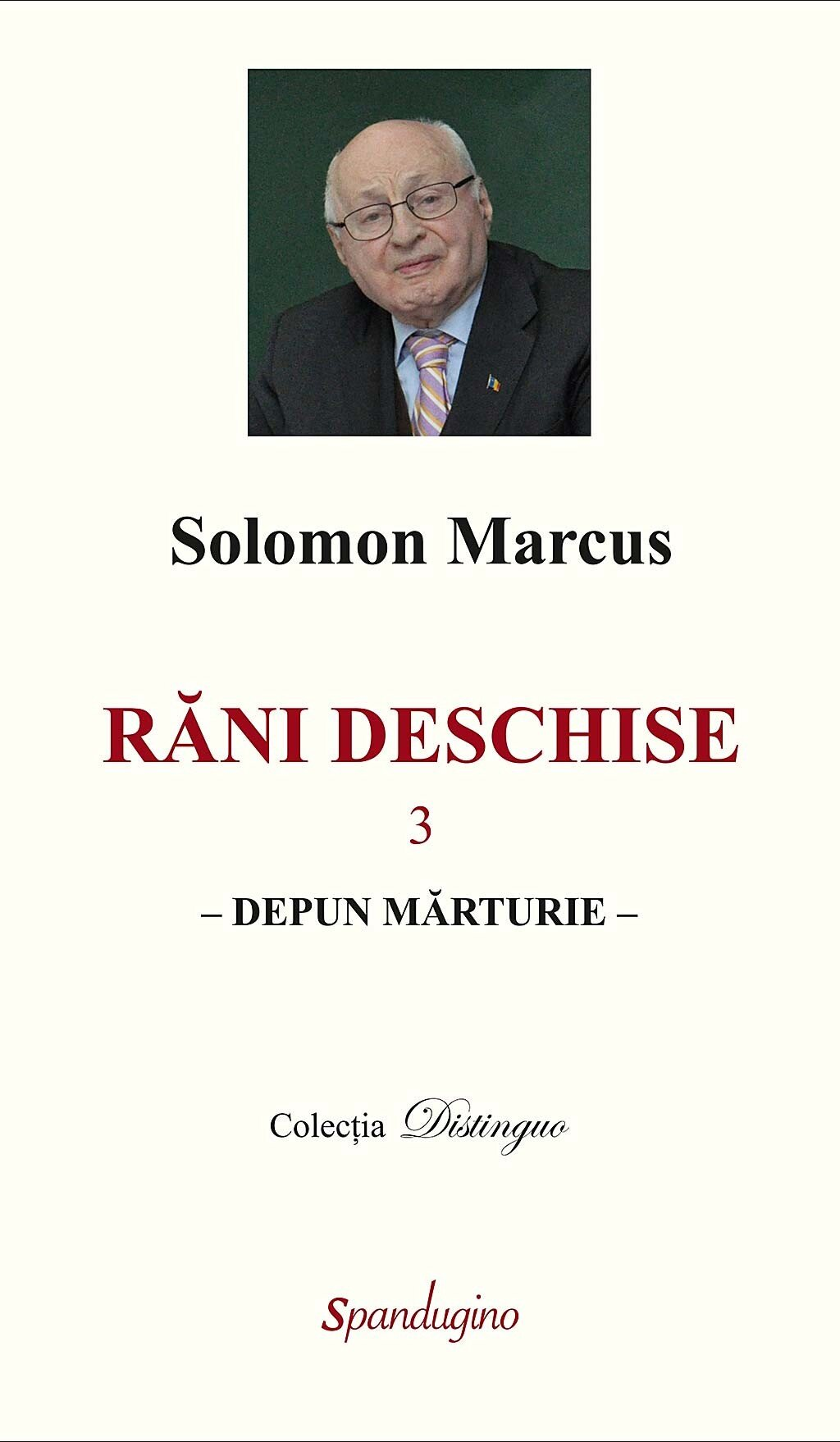 Rani deschise 3. Depun marturie (eBook)