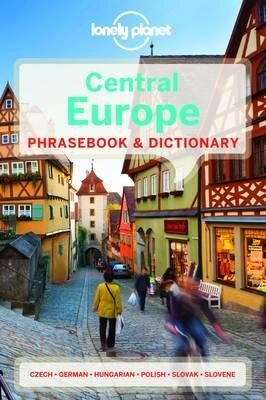 Coperta Carte Lonely Planet Central Europe Phrasebook & Dictionary