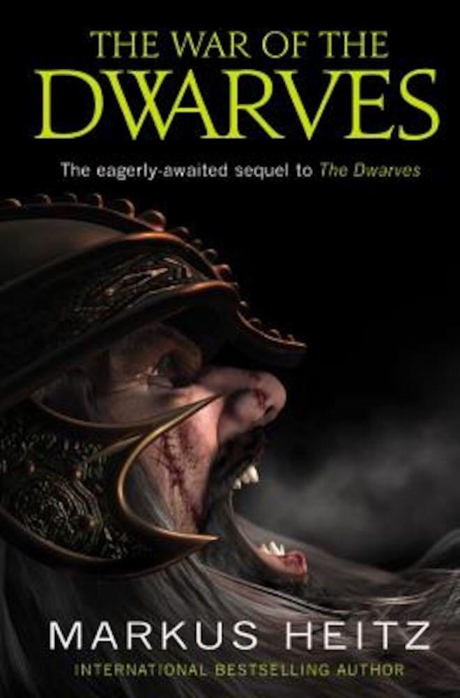 The War of the Dwarves, Paperback