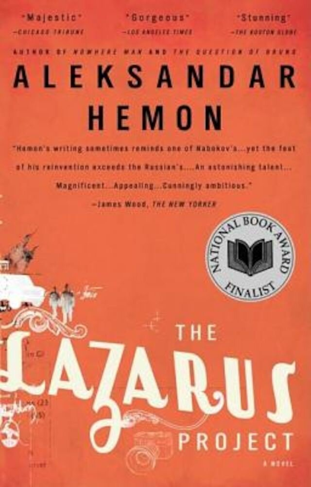 The Lazarus Project, Paperback