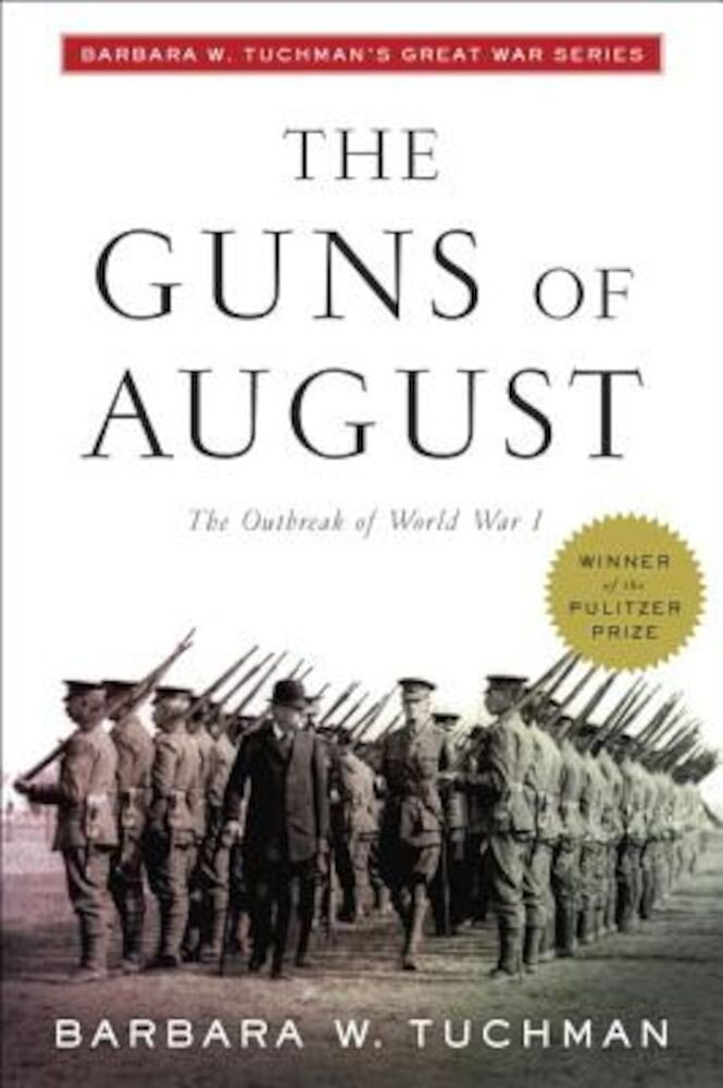 The Guns of August, Paperback