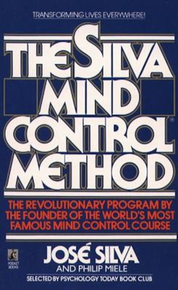 The Silva Mind Control Method, Paperback
