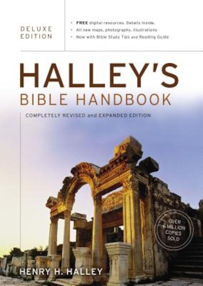 Halley's Bible Handbook, Hardcover